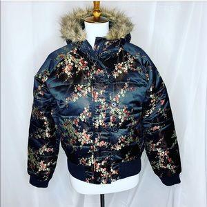 Old Navy Girls Puffy Winter Coat, XXL